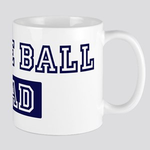 Dodge Ball dad Mug